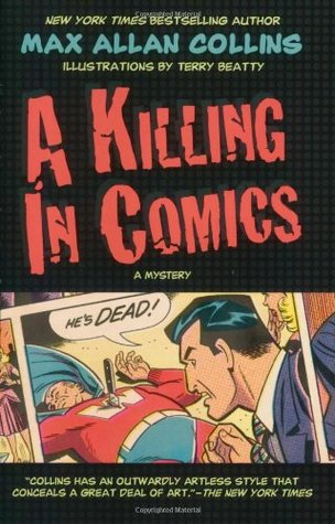 A Killing in Comics (Jack & Maggie Starr, Book 1)  by  Max Allan Collins