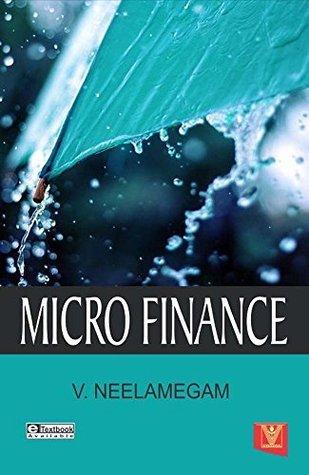Micro Finance  by  V. Neelamegam