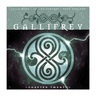 Gallifrey: Evolution (Gallifrey #20)  by  Una McCormack