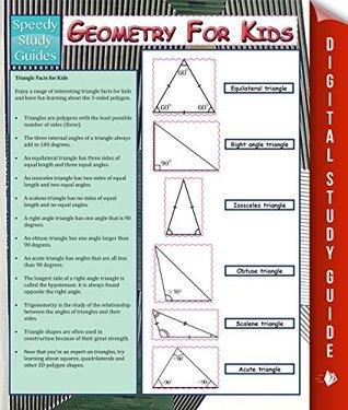 Geometry For Kids Speedy Publishing