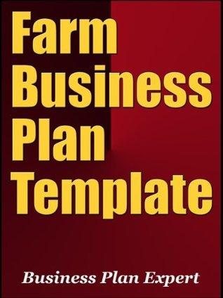 Farm Business Plan Template Business Plan Expert