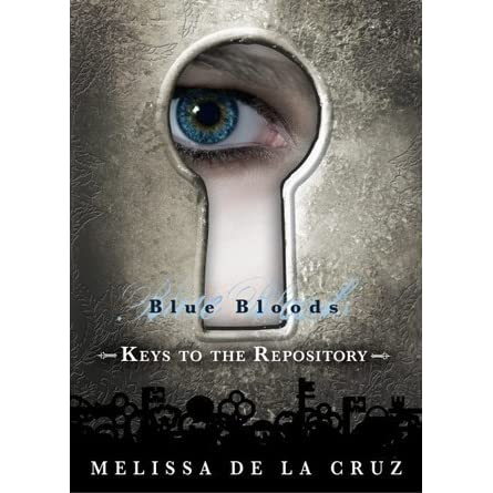 Keys To The Repository Blue Bloods 4 5 By Melissa De