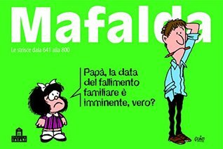 Mafalda Volume 5: Le strisce dalla 641 alla 800  by  Quino