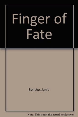 Finger of Fate  by  Janie Bolitho