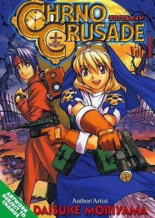Chrno Crusade  by  Daisuke Moriyama