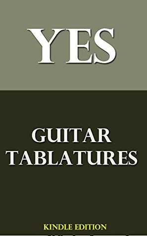 Yes Guitar Tablatures  by  Jason Lee