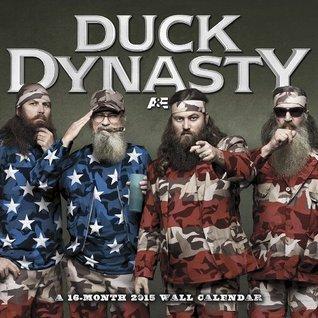 Duck Dynasty 2015 Premium Wall Calendar NOT A BOOK