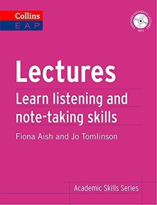 Academic Skills: Lectures: B2+ Fiona Aish