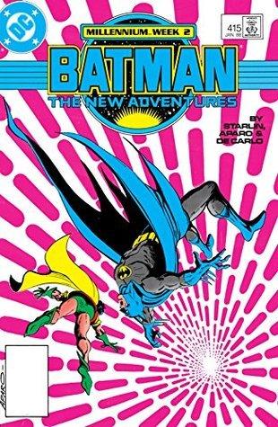 Batman (1994-) #415 (Batman (1994- ))  by  Jim Starlin