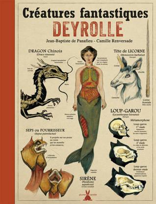 Créatures fantastiques DEYROLLE Jean-Baptiste de Panafieu