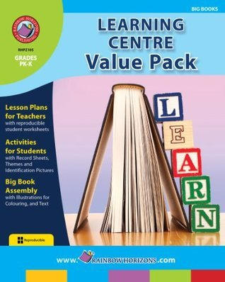 Learning Centre Value Pack Vera Trembach