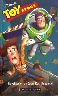 Disneys Toy Story  by  Cathy East Dubowski