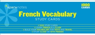 French Vocabulary SparkNotes Study Cards  by  SparkNotes
