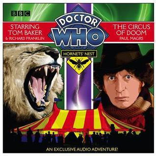 Doctor Who: The Circus of Doom  by  Paul Magrs