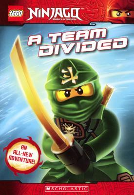A Team Divided  by  Tracey West