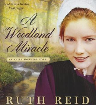A Woodland Miracle: An Amish Wonders Novel Ruth  Reid