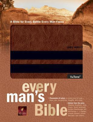 Holy Bible: Every Mans Bible NLT Anonymous