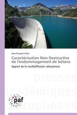 Caracterisation Non Destructive de LEndommagement de Betons Chaix Jean-Francois