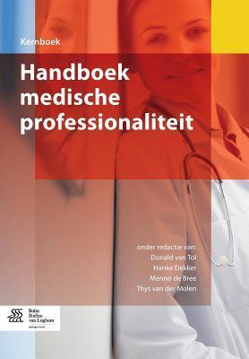 Handboek Medische Professionaliteit D van Tol