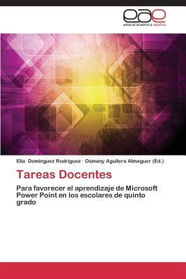 Tareas Docentes  by  Dominguez Rodriguez Elia