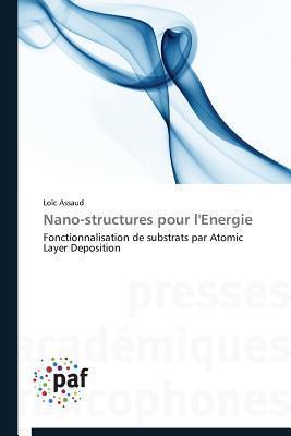Nano-Structures Pour LEnergie Assaud Loic