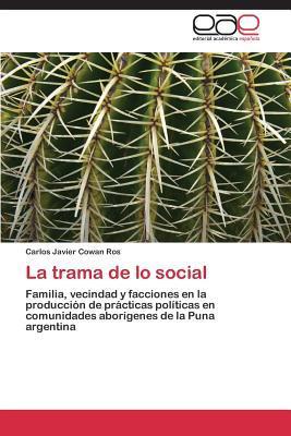 La Trama de Lo Social Cowan Ros Carlos Javier
