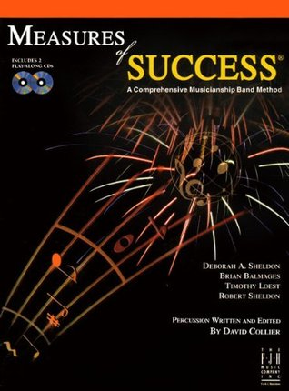 BB210CL - Measures Of Success - Clarinet Book 2 With CD Deborah A. Sheldon