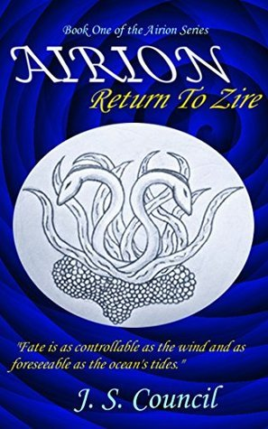 Airion: Return To Zire  by  J. S. Council