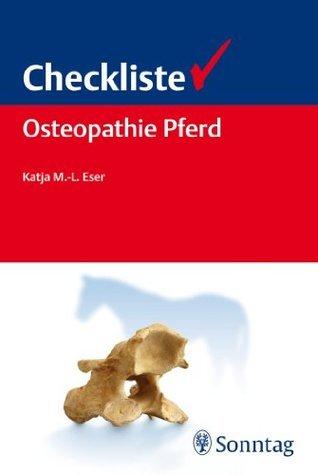 Checkliste Osteopathie Pferd Katja M.-L. Eser