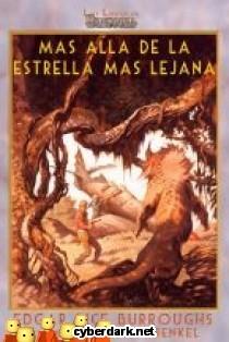 Más allá de la estrella más lejana  by  Edgar Rice Burroughs