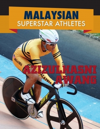 Malaysian Superstar Athletes Series AZIZULHASNI AWANG  by  Christie Marlowe