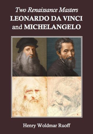 Two Renaissance Masters: Leonardo da Vinci and Michelangelo (Annotated)  by  Henry W. Ruoff