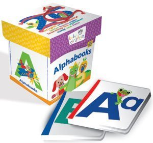 Alphabooks  by  Nadeem Zaidi, Ju Aigner-Clark, Nadeem Zaidi (Illustrator) Julie Aigner-Clark