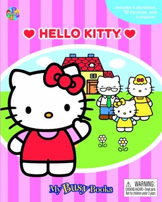 Hello Kitty My Busy Book  by  Phidal publishing
