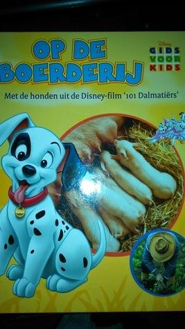 op de boerderij met de honden uit de Disney-film 101 Dalmatiers Walt Disney Company