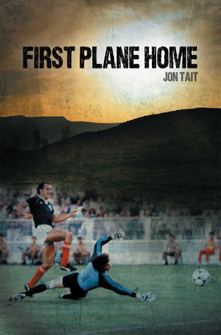 First Plane Home  by  Jon Tait