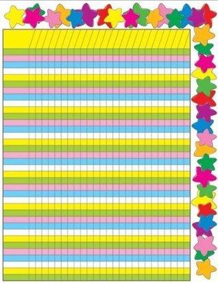 Carson Dellosa Stars Incentive Chart (6314)  by  Carson-Dellosa Publishing