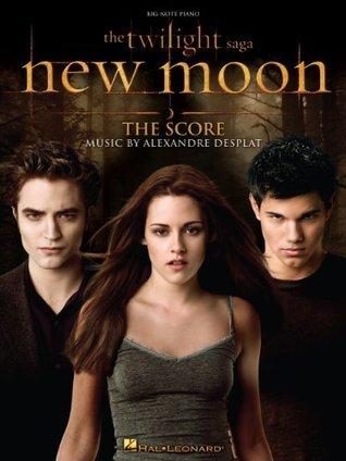 Twilight: New Moon - The Score Songbook: Big-Note Piano (Hal Leonard Big-Note Piano)  by  Hal Leonard Publishing Company