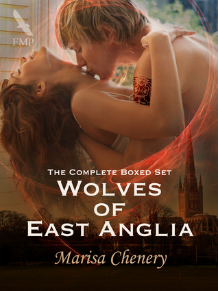Wolves of East Anglia Boxed Set Marisa Chenery