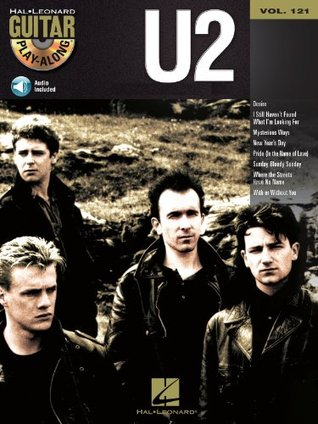 U2 Songbook: Guitar Play-Along Volume 121  by  U2