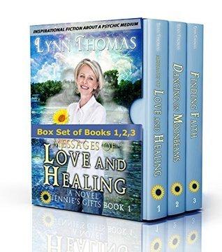 Jennies Gifts Series Box Set of Books 1,2,3: Inspirational Fiction About a Psychic Medium Lynn Thomas