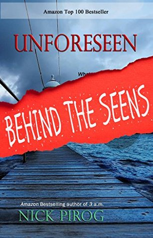 Behind the Seens: One Books Bumpy Road to Becoming a Bestseller  by  Nick Pirog