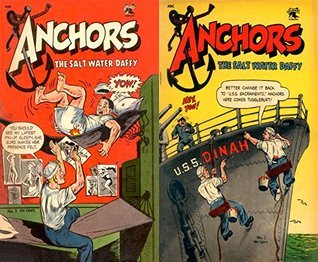 Anchors the Salt Water Daffy. Issues 2 and 3. Golden Age Digital Comics Comedy and Humour. Golden age Comedy Comics