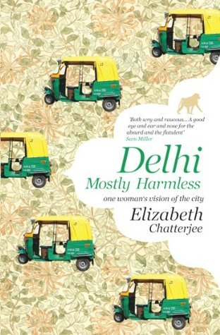 Delhi: Mostly Harmless: One womans vision of the city  by  Elizabeth Chatterjee