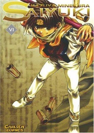 Saiyuki, Bd. 6 Kazuya Minekura