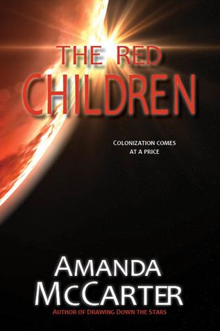 The Red Children  by  Amanda McCarter