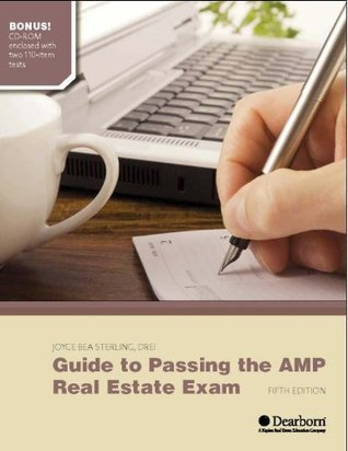Guide to Passing the AMP Real Estate Exam Fifth Edition Joyce Sterling