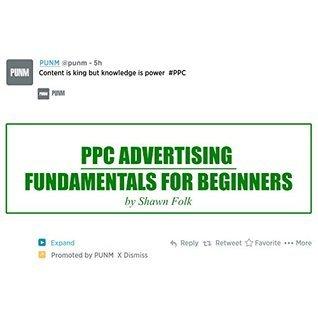PPC Advertising: Fundamentals for Beginners  by  Shawn Folk