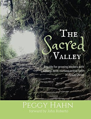The Sacred Valley: A guide for growing leaders with a deep, bold, consequential faith in Jesus Christ Peggy Hahn