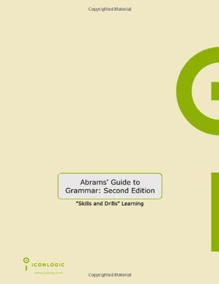 Abrams Guide to Grammar: Second Edition  by  Ellie Abrams